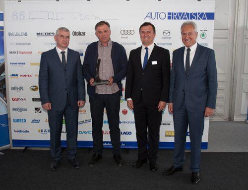 BMD LOG-u dodijeljena posebna zahvala Auto Hrvatske
